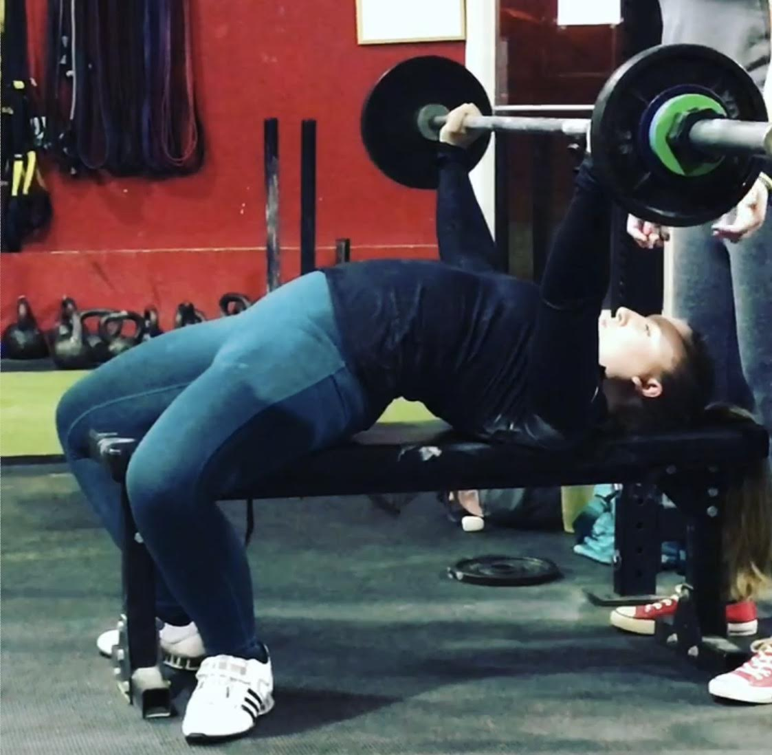 What Is A Bench Press Arch Is It Bad For You